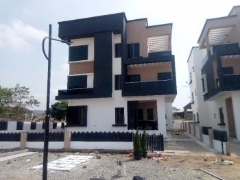 Detached 4 Bedrooms Duplex with a Room Bq, Diplomatic Zone, Katampe Extension, Katampe, Abuja, Detached Duplex for Sale