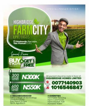 Buy 5 and Get 1 Free, Highbridge Farm City, Epe, Lagos, Commercial Land for Sale