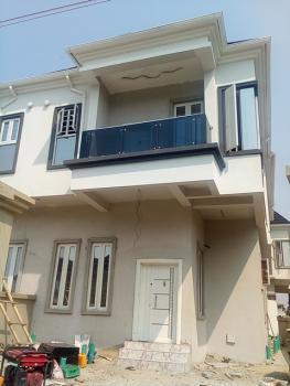 Luxury 4 All in Suite Bedrooms Detached Duplex with a Room Bq., East Estate, Off Lekki Epe Express, Agungi, Lekki, Lagos, Semi-detached Duplex for Sale