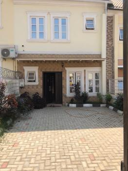 Brand New 3 Bedroom with a Bq, Naf Valley Estate Phase 1, Asokoro District, Abuja, Terraced Duplex for Sale