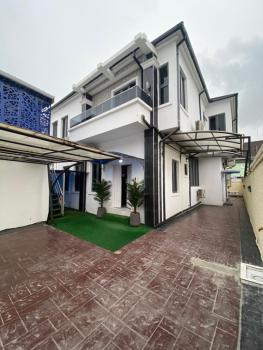 Luxury and Fully Furnished 5 Bedroom Detached Duplex with a Room Bq, Osapa, Lekki, Lagos, Detached Duplex Short Let