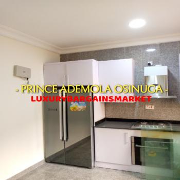 Prince Ademola Osinuga Newly Built 4 Bedroom Semi Detached House + Pool, Old Ikoyi, Ikoyi, Lagos, Semi-detached Duplex for Rent