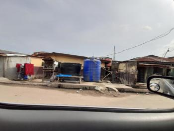 a Tenement Bungalow on a Full Plot, Ifako, Gbagada, Lagos, Mixed-use Land for Sale