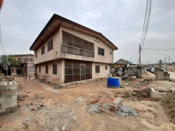 4 Unit of 3bedroom Flat on 300sqm of Land, Soluyi, Gbagada, Lagos, Block of Flats for Sale