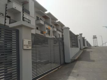 Beautiful 4 Bedroom Semi Detached Duplex with Bq in a Beautiful Area, Guzape District, Abuja, Semi-detached Duplex for Rent