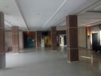 Serviced 250sqm Office Space with Generator., Ademola Adetukumbo Crescent, Wuse 2, Abuja, Office Space for Rent