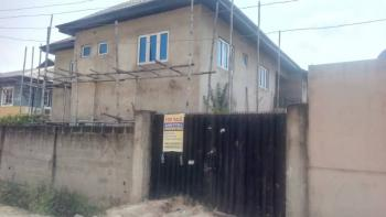 Newly Built Block of 4 Flats of 3 Bedroom, Fesso Estate, Ojota, Lagos, Block of Flats for Sale
