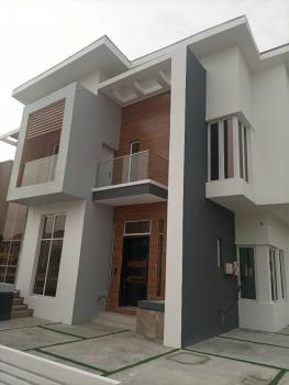5 Bedroom Fully Detached Duplex with Bq, Lafiaji By Ochid Road Chevron, Lekki Phase 2, Lekki, Lagos, House for Sale