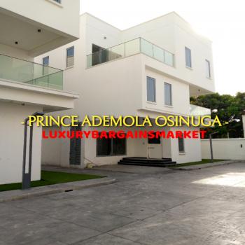 Prince Ademola Osinuga Fresh Newly Built 5 Bedroom Detached House, Central, Old Ikoyi, Ikoyi, Lagos, Detached Duplex for Sale