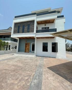 Newly Built 5 Bedroom Fully Detached Duplex with a Room Bq, Swimming P, Lekky County Homes, Ikota, Lekki, Lagos, Detached Duplex for Sale
