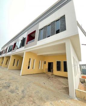 4 Bedroom, 2nd Toll Gate, Ikota, Lekki, Lagos, Terraced Duplex for Sale