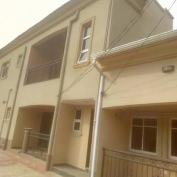 Newly Built 2 Bedroom Flat in an Estate, K Farm Estate, Obawole, Ogba, Ikeja, Lagos, Flat for Rent