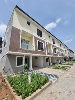 Luxury 3 Bedroom Terrace Duplex in a Good Location, Close to Stadium, Surulere, Lagos, Terraced Duplex for Sale