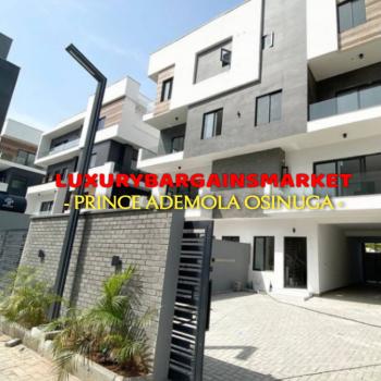 Prince Ademola Osinuga Offers! New Semi-detached House +private Elevat, Banana Island Estate, Banana Island, Ikoyi, Lagos, Semi-detached Duplex for Sale