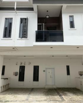 Just 1 Unit Left   4 Bedroom Spacious Terrace Duplex, Lekki, Lagos, Terraced Duplex for Sale