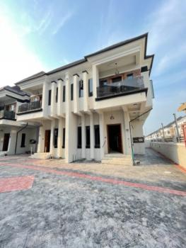 Luxury 4 Bedroom Semi Detached Duplex with a Room Bq, 2nd Toll Gate, Lekki, Lagos, Semi-detached Bungalow for Sale