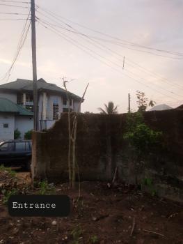 Massive Fenced Plot of Land, Off Udo Udoma Avenue, Behind 21 Storey Dakkada Smart Building, Uyo, Akwa Ibom, Mixed-use Land for Sale