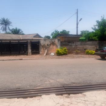 Corner Piece 12 Plots of Land on Tarred Road, State House 2nd Gate, Alagbaka, Akure, Ondo, Mixed-use Land for Sale