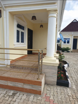 Luxury and Sweet 3 Bedroom Bungalow with Extra Plot of Land, Akure, Ondo, Detached Bungalow for Sale
