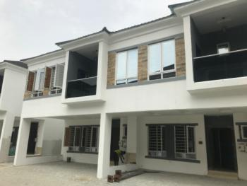 a Newly Built 4 Bedroom Terrace Duplex with 24 Hours Power and Bq, Orchid Hotel Road, Ikota, Lekki, Lagos, Terraced Duplex for Rent