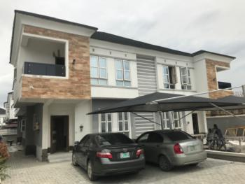 4 Bedroom Semi Detached Duplex with 24 Hours Power Supply and a Bq, Orchid Hotel Road, Ikota, Lekki, Lagos, Semi-detached Duplex for Rent