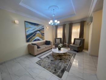 Luxurious 3 Bedroom Terrace Duplex with Fitted Kitchen and Bq, Ayo Jagun Street, Lekki Phase 1, Lekki, Lagos, Terraced Duplex Short Let