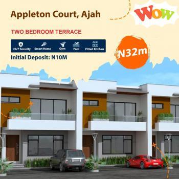 Luxury 2 Bedroom Terrace Duplex at Appleton Court, Ajah, Lagos, House for Sale