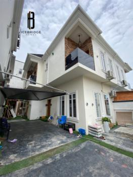 Contemporary 4 Bedroom Semi  Detached Duplex with Exotic Finishing, Idado, Lekki, Lagos, Semi-detached Duplex for Sale