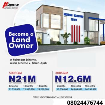 Land, Okun-ajah, Ajah, Lagos, Residential Land for Sale