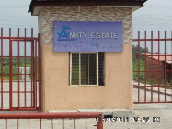 Plots of Land for Sale at Amity Estate, Fideso, Sangotedo, Lekki, Fideso Beside Amity Estate, Majeck, Abijo, Lekki, Lagos, Mixed-use Land for Sale