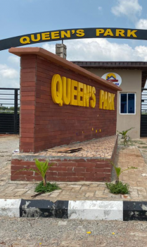 Most Affordable C of O  in Serene Location, Queens Park Gardens, Mowe Ofada, Ogun, Land for Sale