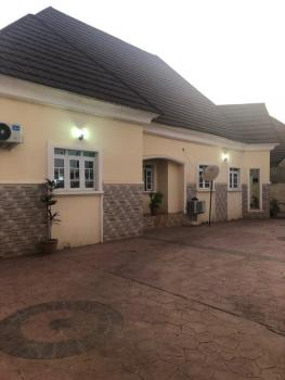 Luxurious 3 Bedrooms Bungalow with Gate House and Bq, Galadimawa, Abuja, Detached Bungalow for Sale
