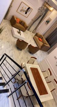 Luxury 4 Bedrooms Duplex, Osapa Lekki Estate, Osapa, Lekki, Lagos, Semi-detached Duplex Short Let