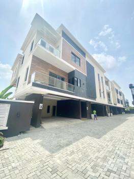 Luxury 4 Bedroom Terrace Duplex with a Swimming Pool, Lekki Phase 1, Lekki, Lagos, Terraced Duplex for Sale