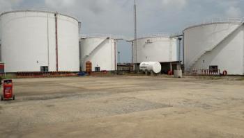 Functional Tank Farm, Dockyard, Apapa, Lagos, Tank Farm for Sale