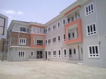 Tastefully Finished 3 Bedroom Flat Serviced with Bq., Close to Gilmore, Jahi, Abuja, Flat for Rent