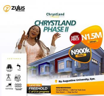 Chrystland Estate Phase Ii, By Augustine University, Epe, Epe, Lagos, Residential Land for Sale