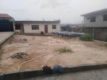 Half Plot of Land with Completed Room and Parlour, Ojokoro Newtown Estate, Agric, Ikorodu, Lagos, Detached Bungalow for Sale