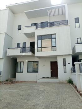 Deluxe 5 Bedrooms Terrace, Guzape District, Abuja, Terraced Duplex for Sale