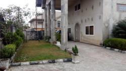A Luxury 5 Five Bedroom Duplex + A Bungalow Of 2 Bedroom And A Security House, Effurun, Uvwie, Delta, Detached Duplex for Sale