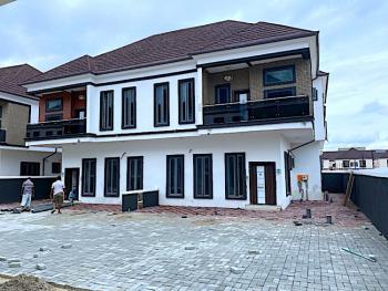 New House 4 Bedroom Semi Detached House + Bq 24 Hours Light, 2nd Tollgate, Lekki, Lagos, Semi-detached Duplex for Sale