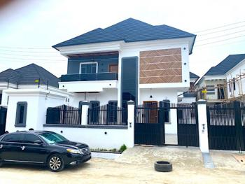 New House Good Investment 5 Bedrooms Fully Detached House with Bq, Idado Estate, Lekki, Lagos, Detached Duplex for Sale