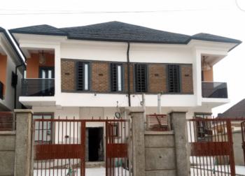 Brand New 4 Bedrooms Semi Detached Duplex + Bq, Ikota, Lekki, Lagos, Semi-detached Duplex for Rent