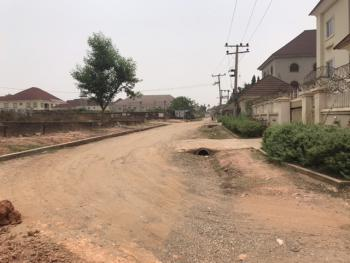 Fenced & Instantly Liveable Residential Landuse, By American International School Near Games Village, Durumi, Abuja, Residential Land for Sale
