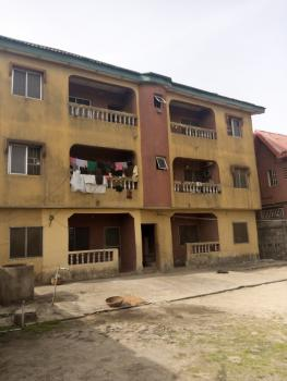6 No 2 Bedroom Flat with C of O, Off Ipaye Road, Iba, Ojo, Lagos, Flat / Apartment for Sale