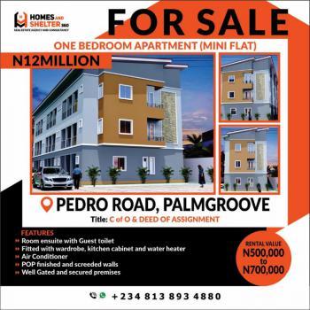 Executive Mini Flat, Off Pedro Road, Gbagada, Lagos, Mini Flat for Sale