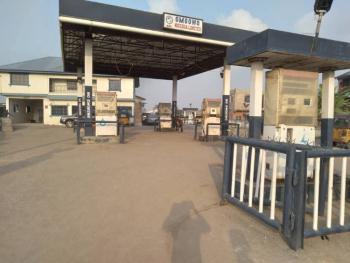 Functional Petrol Station, Ajangbadi Area., Badagry, Lagos, Filling Station for Sale