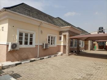 a Well Renovated 3 Bedroom Bungalow with Ac and Cooker, Crd Estate Lugbe Airport Road, Lugbe District, Abuja, Semi-detached Bungalow for Rent
