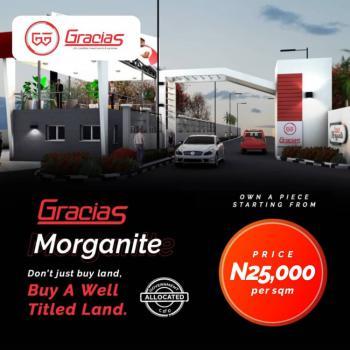 Land, Idera Housing Scheme Lekki Epe Expressway Before Eleko Junction, Eleko, Ibeju Lekki, Lagos, Mixed-use Land for Sale