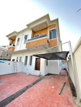 Stunning & Luxury Built 4 Bedrooom Duplex + 1 Room Bq, Lekki, Lagos, Semi-detached Duplex for Sale